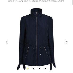 Mackage zipped jacket